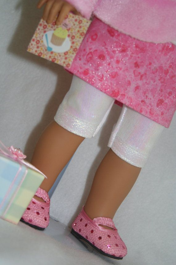 American Girl Doll / 18 Doll Clothing Pink by diamonddollyboutique, $35.00