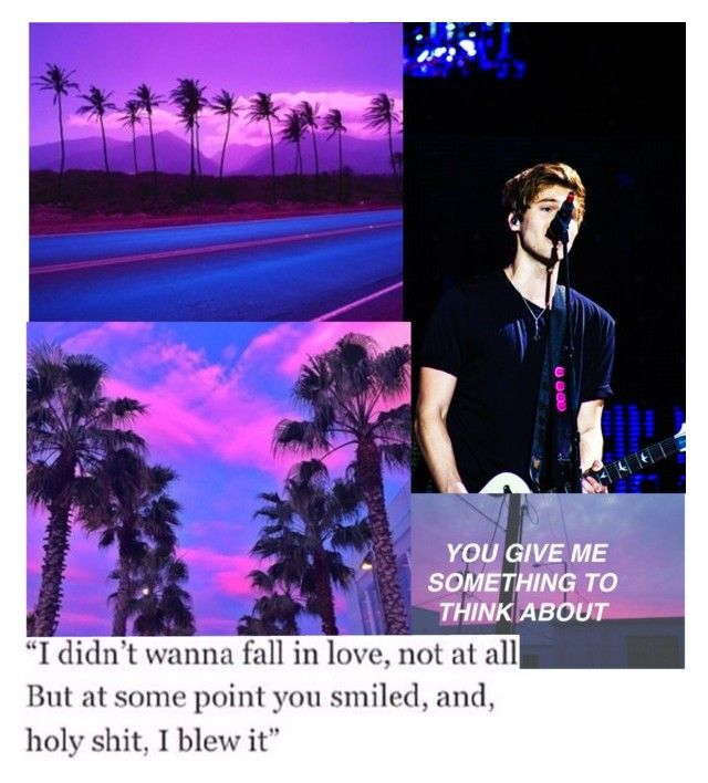 """""""Skies are blue and I'm missing you..."""" by anita1227 ❤ liked on Polyvore featuring art"""