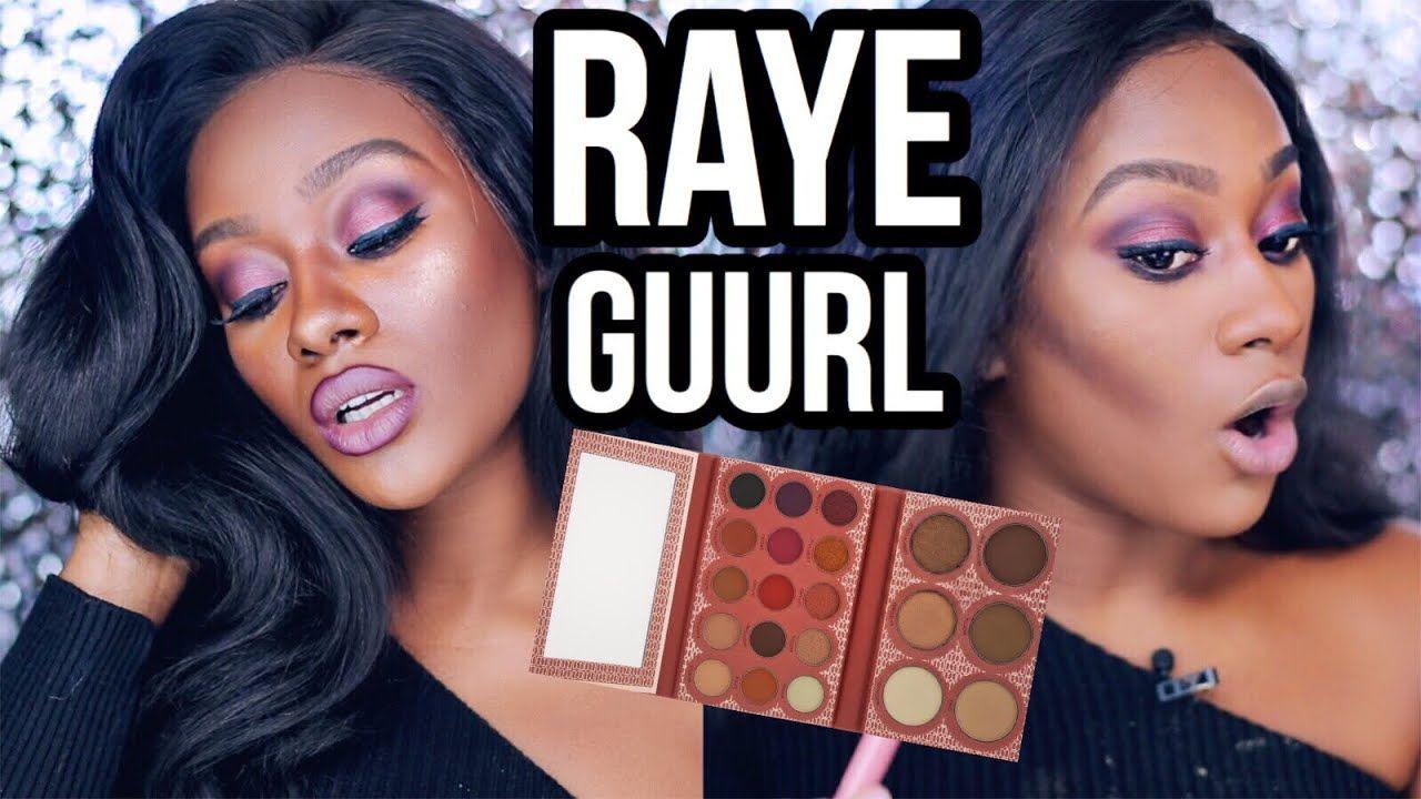 My Honest Review! Ft.ItsMyRayeRaye x Bh Cosmetics Morena