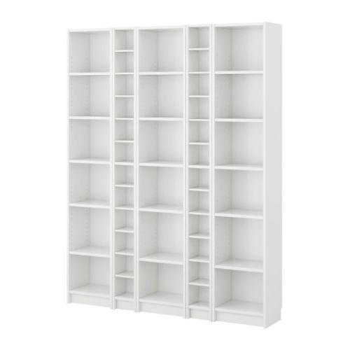 Billy Cd Regal billy benno bookcase combination cd dvd shelves white 199 95