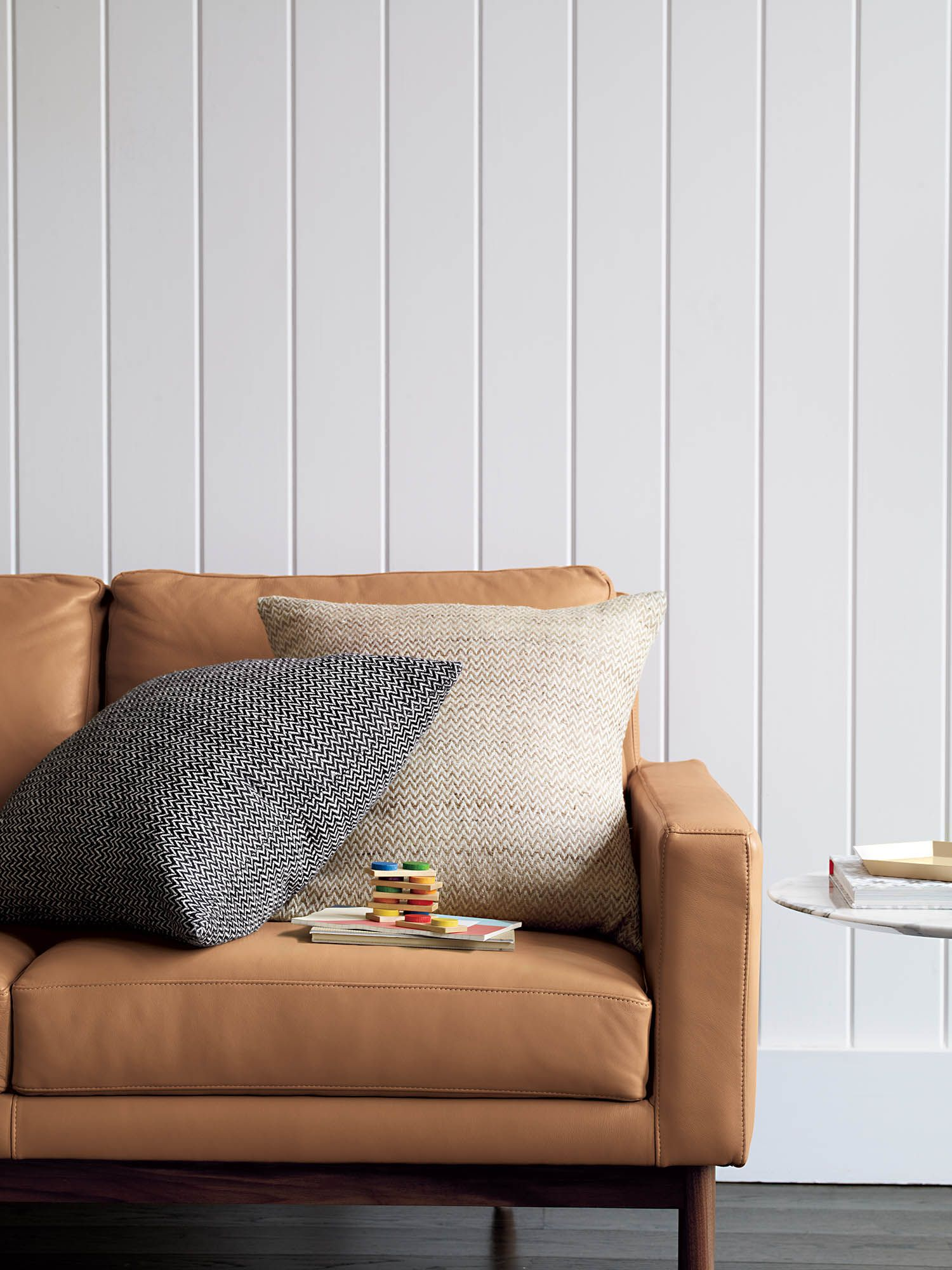 Raleigh Sofa For DWR By American Leather