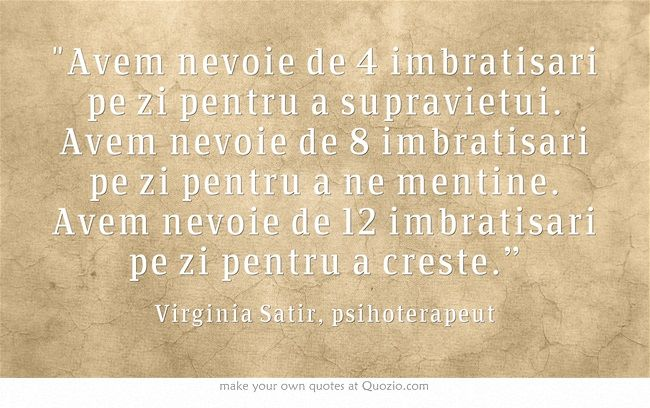 virginia satir imbratisari