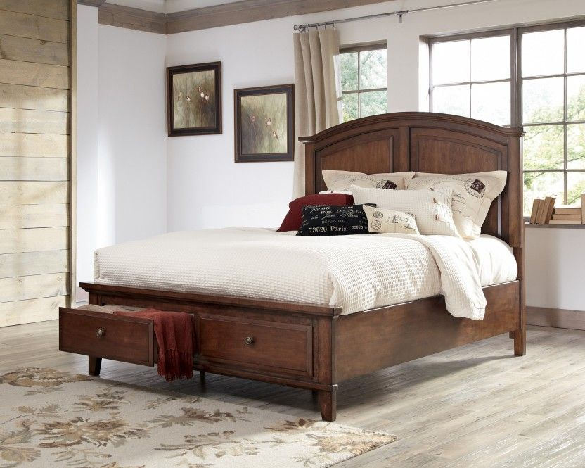 Burkesville Queen Upholstered Sleigh Bedroom Collection By Ashley