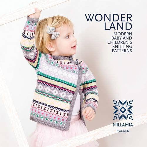 Wonderland Modern Baby And Childrens Knitting Patterns Https