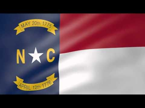 North Carolina State Song Official Anthem YouTube 4th