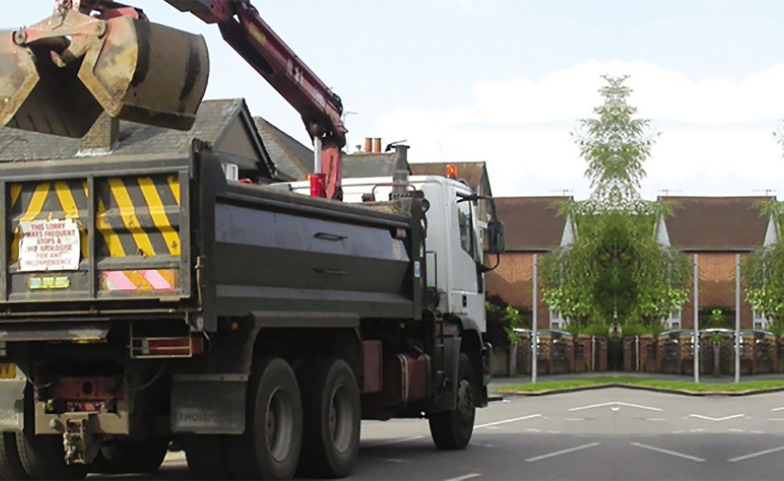 Why You Should Hire A Skip Hire Company For Waste Disposal