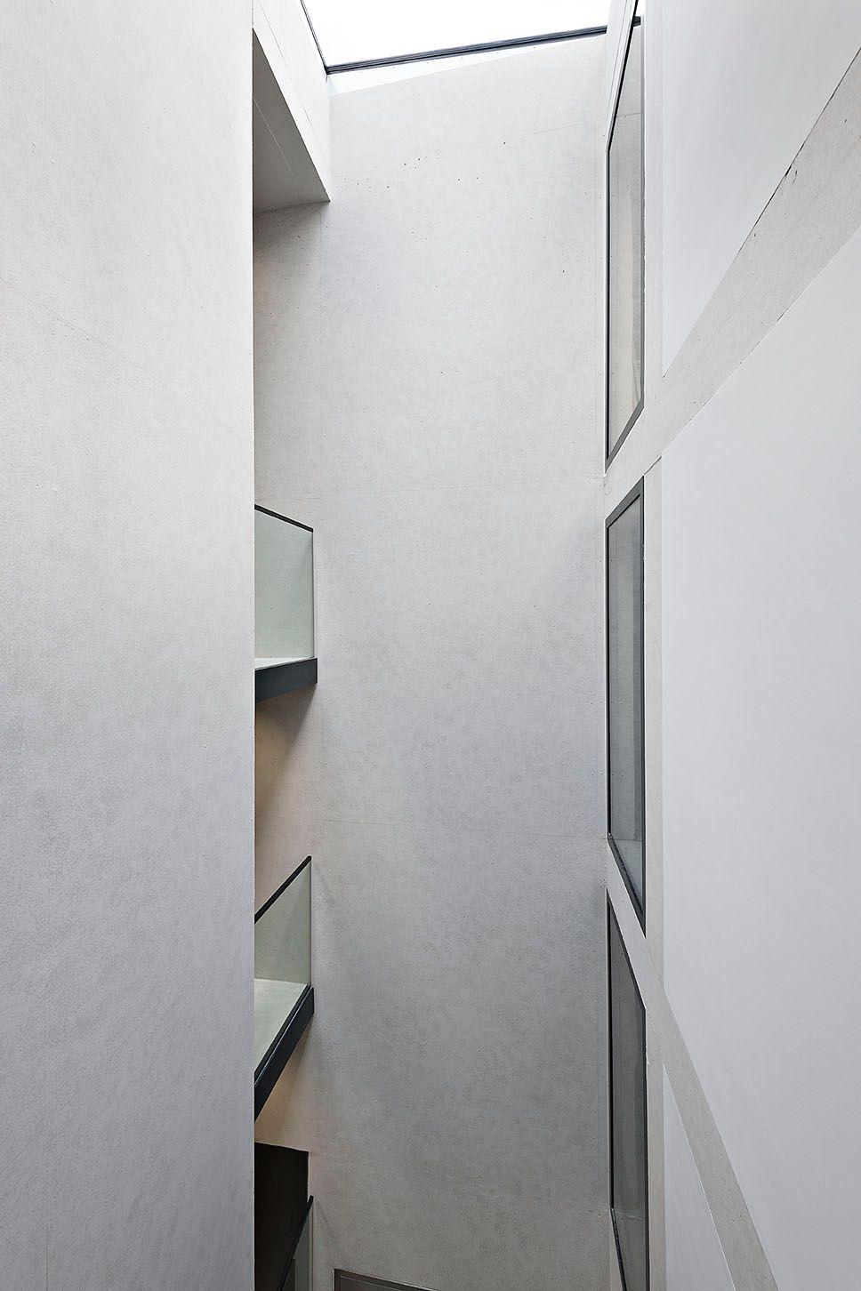 Architekten Landshut papierstapel in ziegel archiv in landshut hierl architekten arch