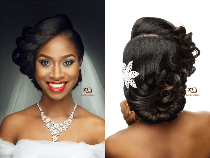 Presents Gorgeous Bridal Hair & Makeup Inspiration By