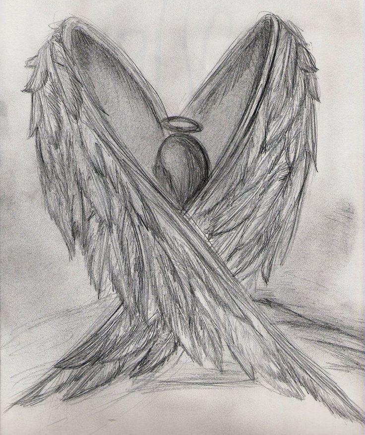 пусть клиентов картинки рисование карандашом ангелы построен
