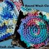 Square and Round Cotton Washcloths | AllFreeCrochet.com