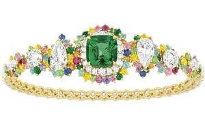 Cher Dior Fascinante Emerald bracelet