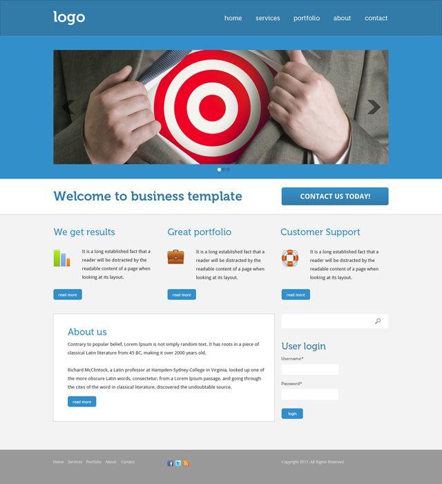 30 Awesome Drupal Themes Creative Beacon Web Development Design Medical Design Web Design Software