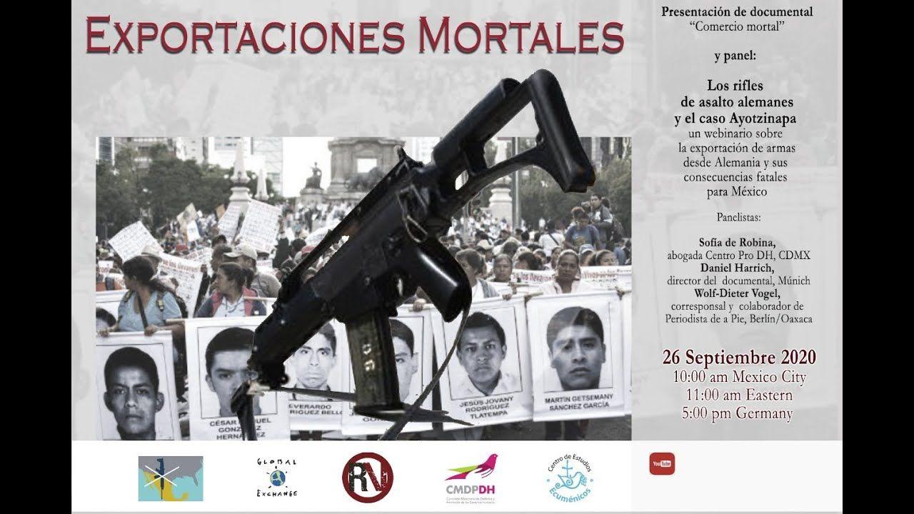 Exportaciones Mortales Los Rifles De Asalto Alemanes Y El Caso Ayotzinapa Rifles De Asalto Asalto Ayotzinapa