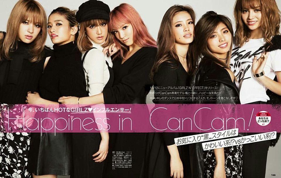 happiness cancam 完全無料画像検索のプリ画像 japanese girl group girls dream pics