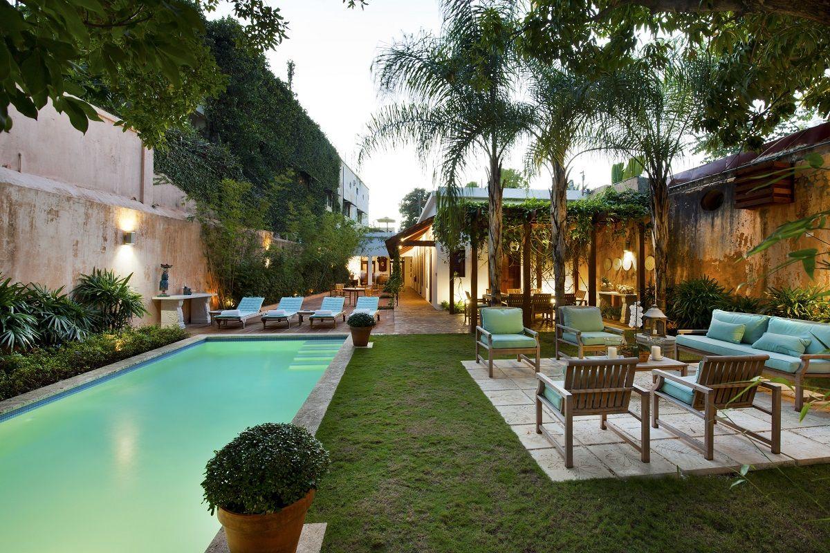 Boutique hotel Casas del XVI