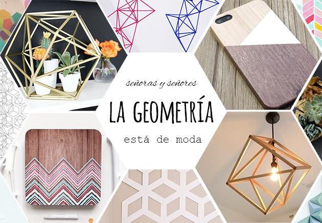 Triángulos, círculos, cuadrados, hexágonos, pentágonos