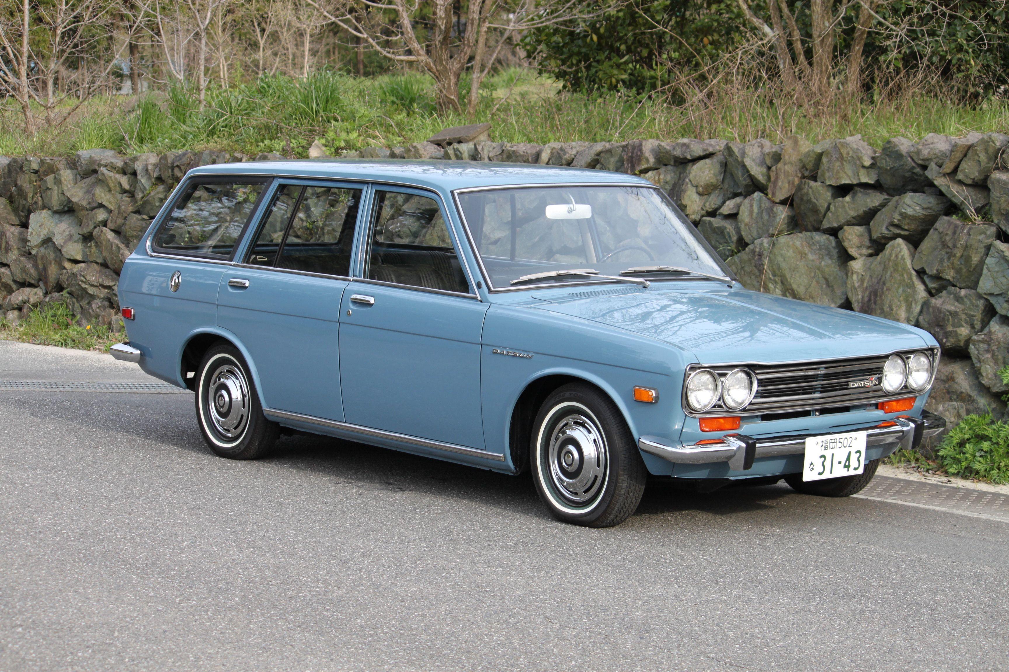 Datsun 510 wagon | automobiles | Datsun 510, Nissan trucks ...