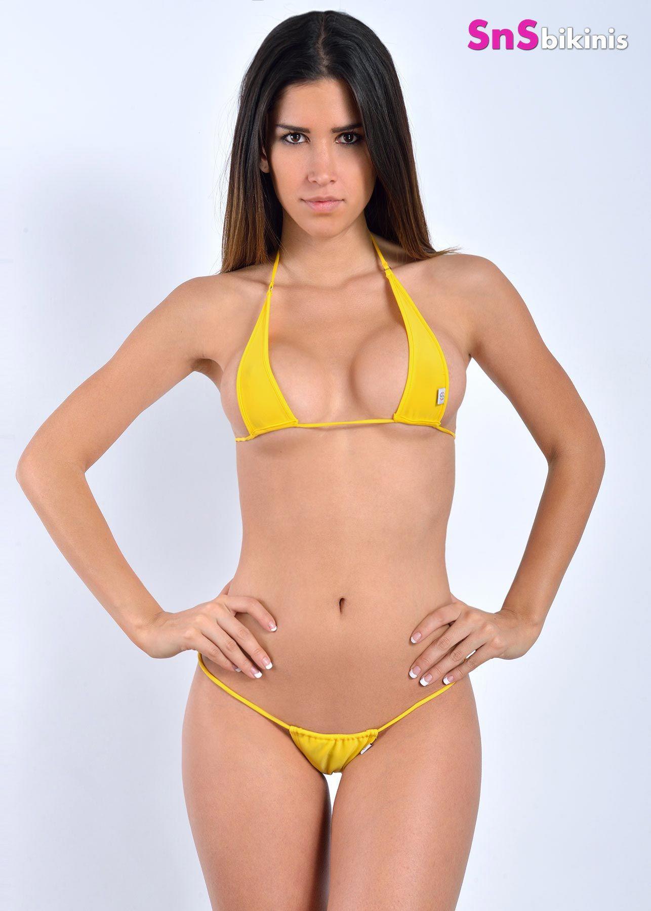 1224af0968b25 SOULMATE Sexy G-String Mini Bikini [TPLL0083+TRUTW001] - $49.60 : SnSbikinis