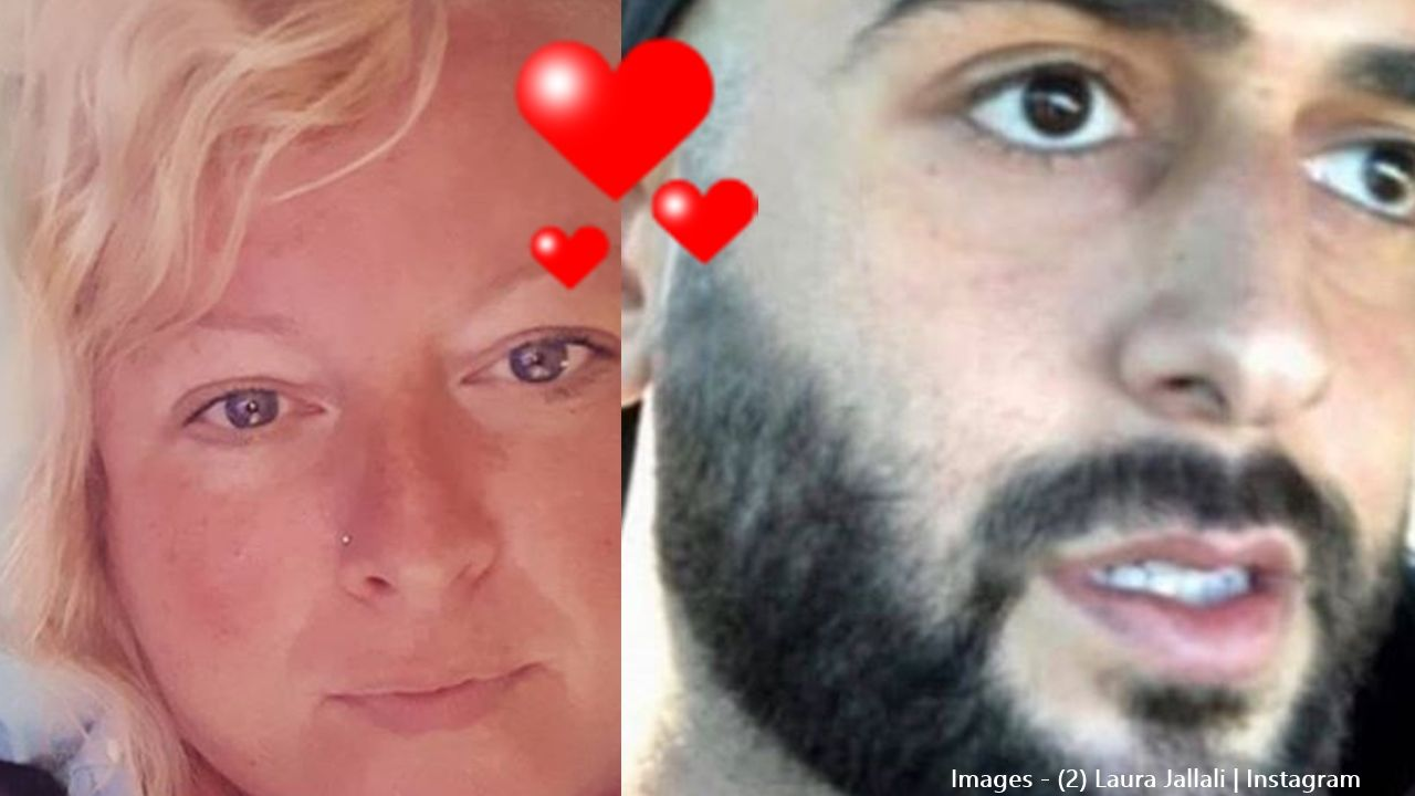 90 Day Fiance Laura Still Claims She Found A Lover Disgusts Fans With Purple Friend With Images 90 Day Fiance Fiance Bad Relationship