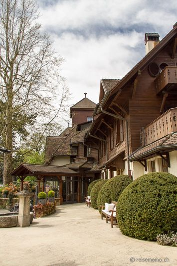 Le Vieux Manoir Murten Switzerland