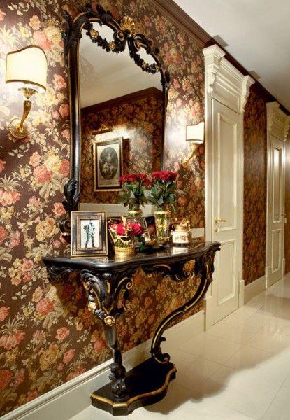 Photo of Wohnungsdekoration im viktorianischen Stil, schöne Wohnungsideen aus Kiew