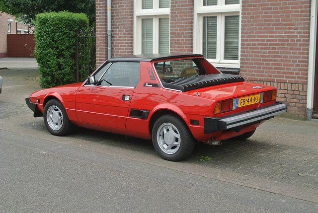 Bertone X1 9 Fiat X19 Fiat Fiat Abarth