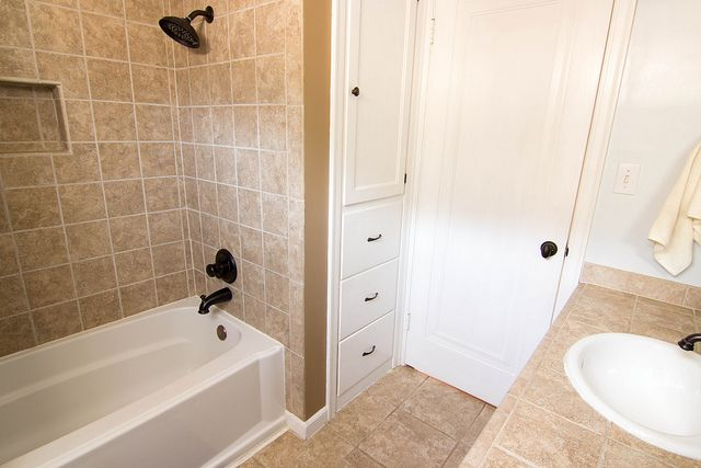 First Floor Bathroom View 2  Linens Remodeling Ideas And Fair Bathroom Remodel Seattle Design Ideas