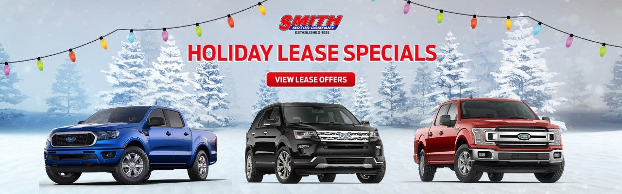 Holiday Lease Specials Lease Specials Ford News Lease