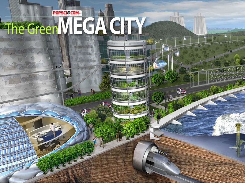 Future Green Cities With Images Green Architecture Green
