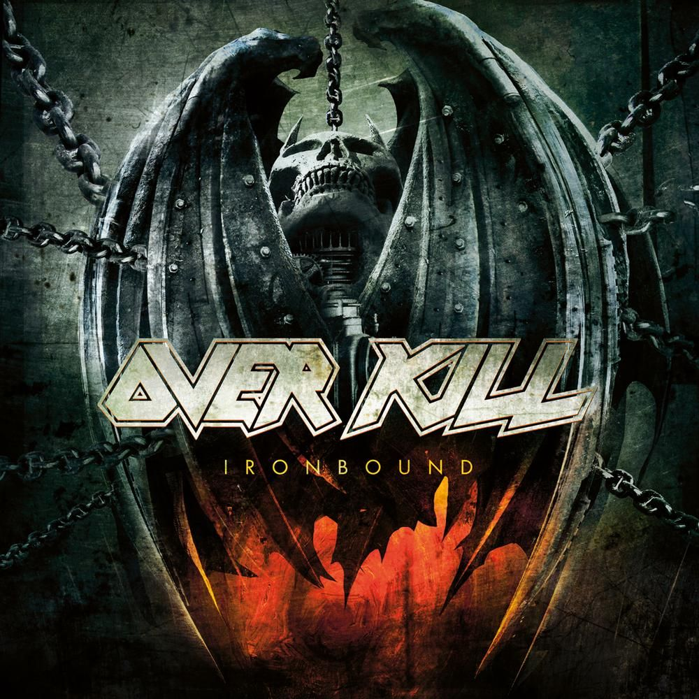 Overkill - 2010 - Ironbound