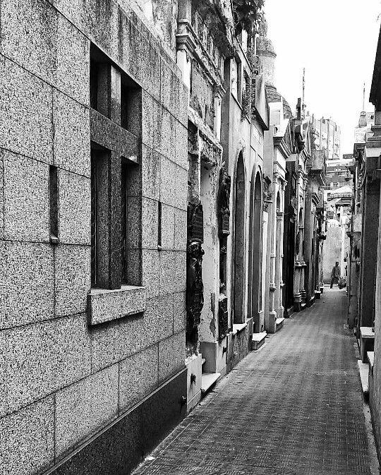 Cementerio de la Recoleta en Ciudad de Buenos Aires