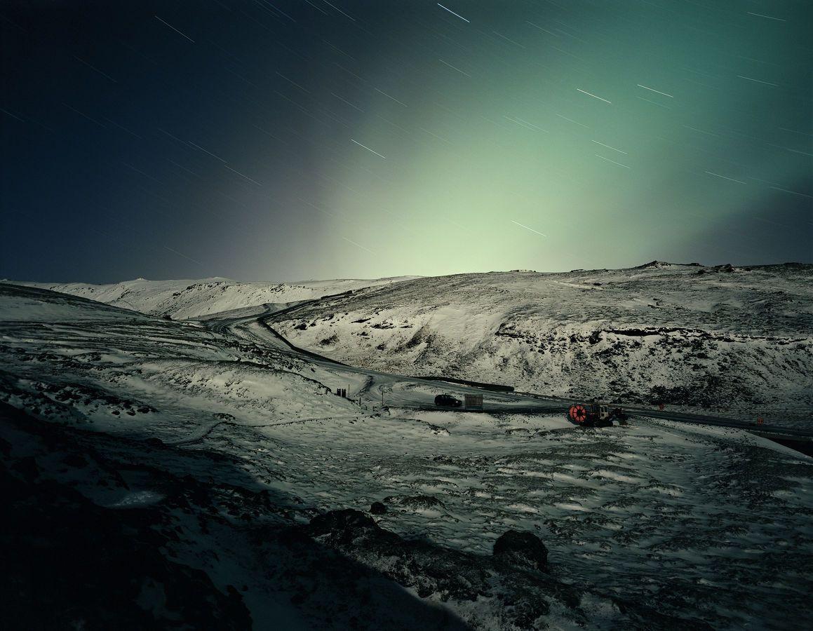 Dan Holdsworth — Works — Hyperborea
