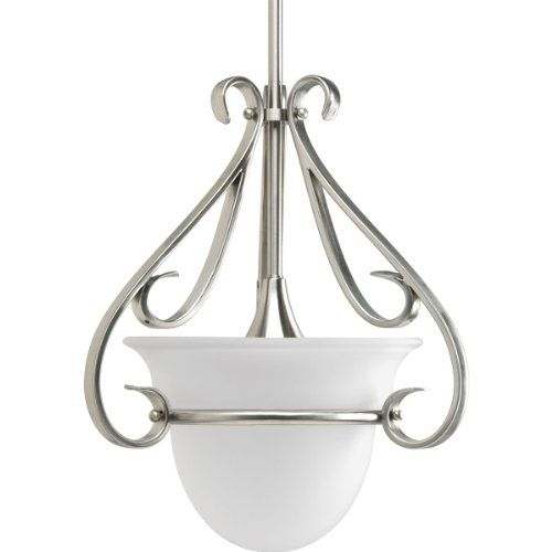 Progress Lighting P5144-09 1-Light Stem-Hung Mini-Pendant with Etched White Bell-Shaped Glass Bowl and Squared Scrolls and Arms, Brushed Nickel Progress Lighting http://www.amazon.com/dp/B002NCWRYU/ref=cm_sw_r_pi_dp_yOQXvb1TW4V7D