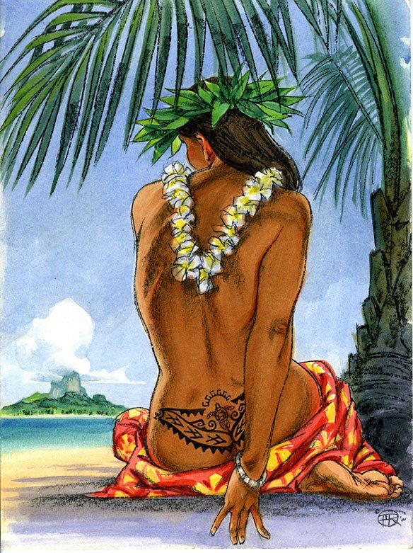 Tan trough sheer bikini, the tanthru tahitian by brigitewear