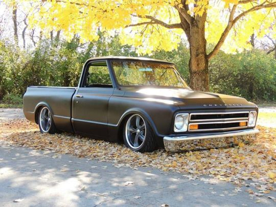 68 Chevy Pickup With Images Chevy Trucks Classic Chevy
