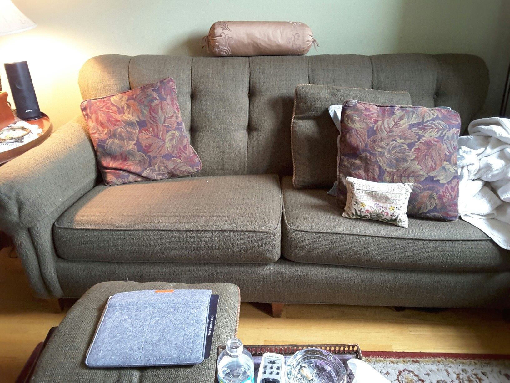 Thomasville small couch for loft