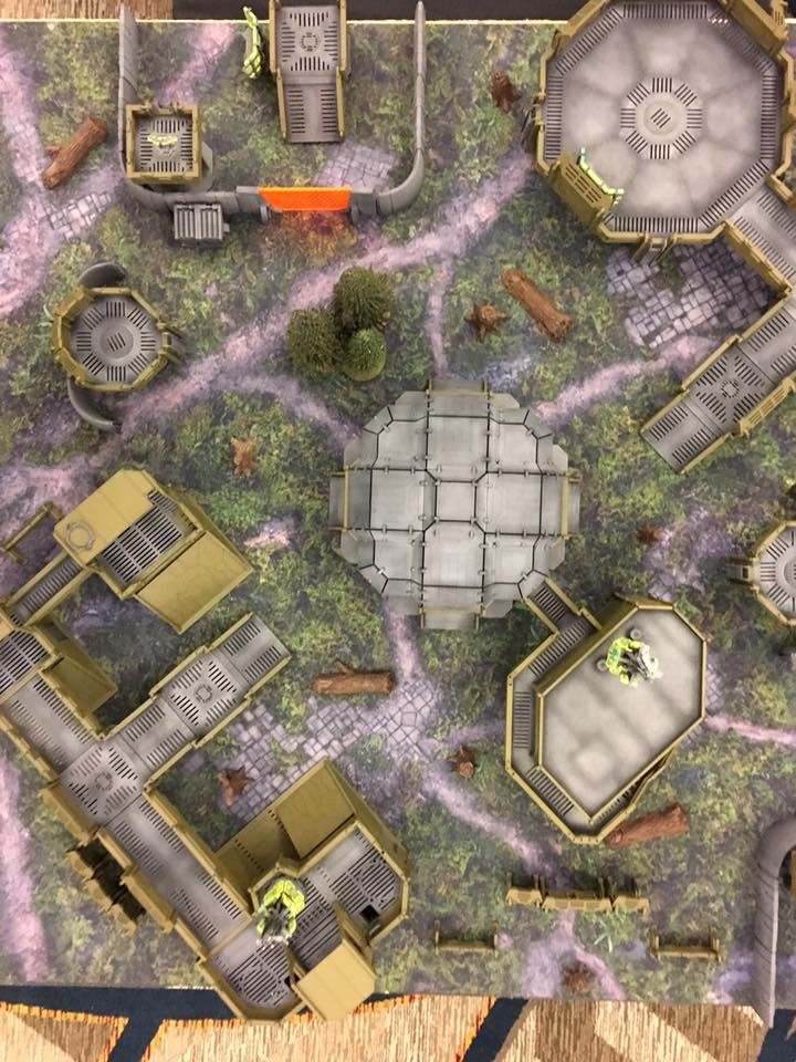 pin by chris johnson on terrain 40k terrain tabletop games