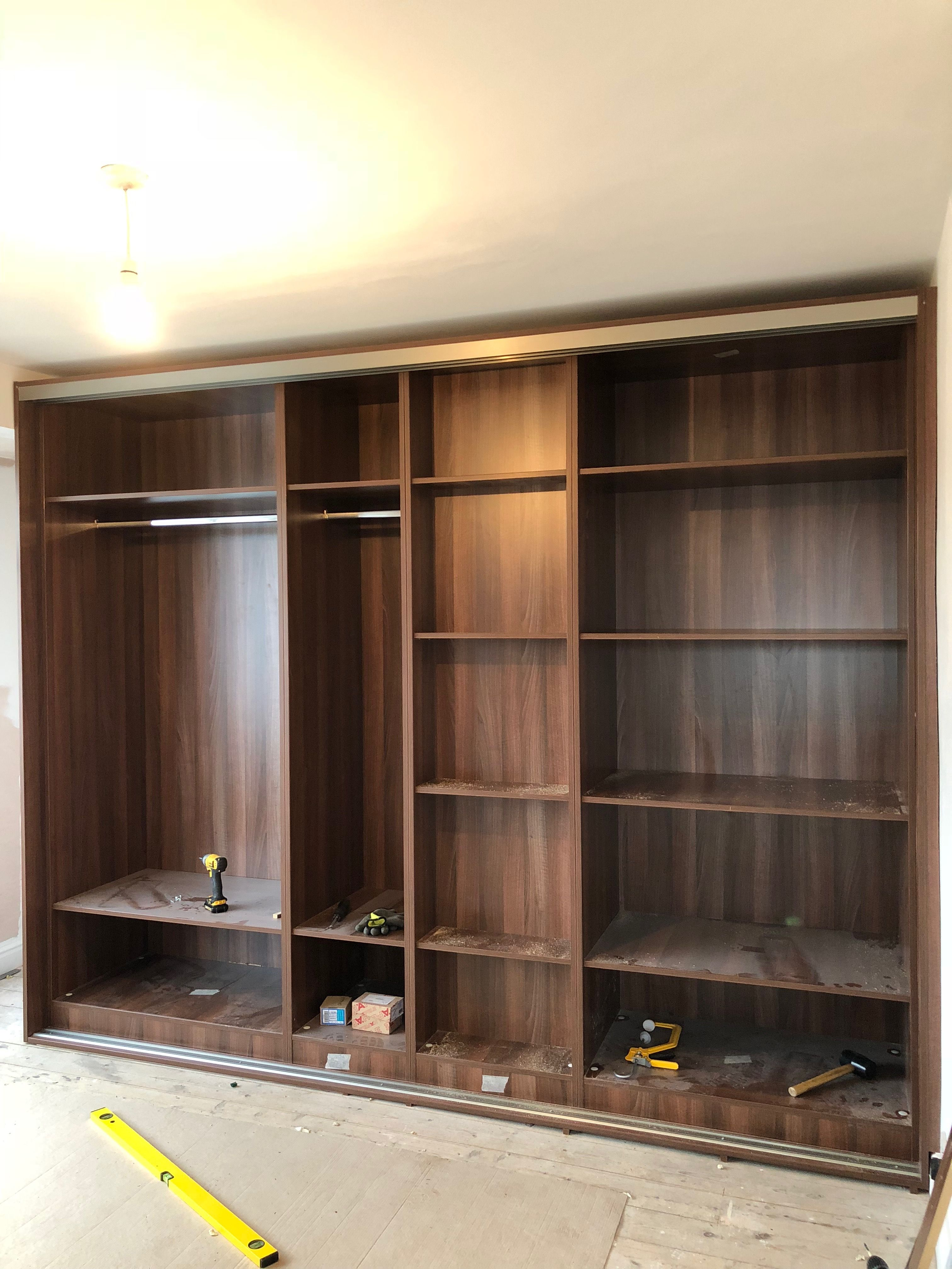Pin by Sunil Bhardwaj on Bedroom, kitchen fitted wardrobes