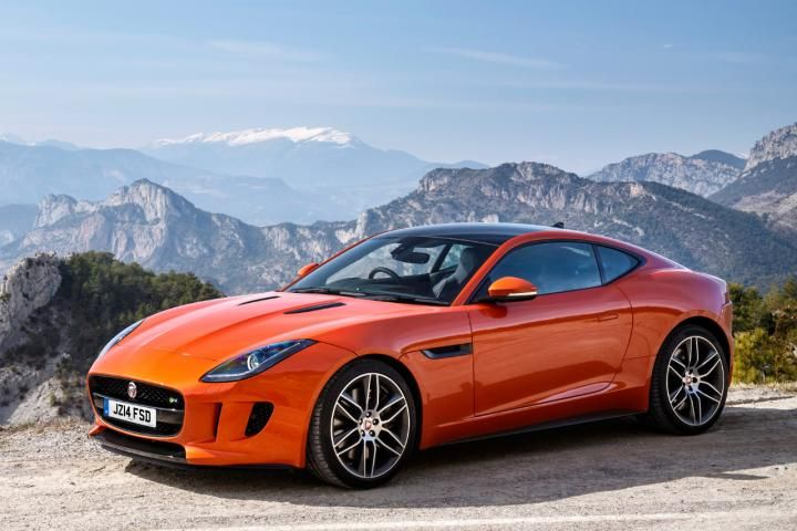 Jaguar F Type Coupe Cars Lgmsports
