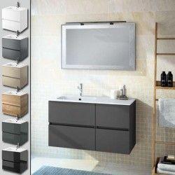 Mueble de baño MODULAR FUSSION LINE Salgar de 100 cm (60 ...