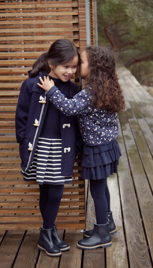 Kids fashion - Petit Bateau - Fall-Winter 2015 Collection