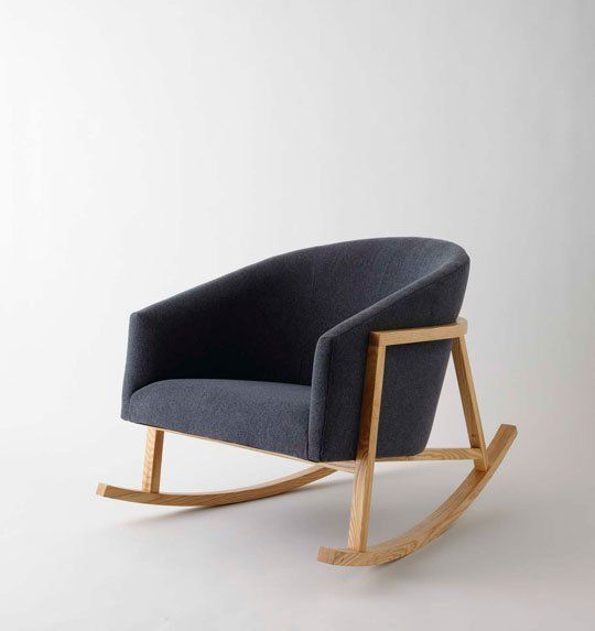 Astonishing Win This Ryder Rocking Chair From West Elm Furniture Inzonedesignstudio Interior Chair Design Inzonedesignstudiocom