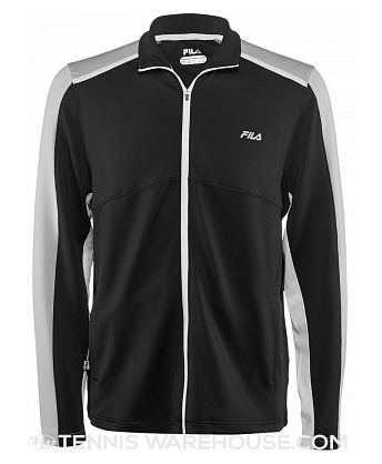 Fila Warm Up Jacket | Tennis fashion, Mens tennis, Adidas jacket
