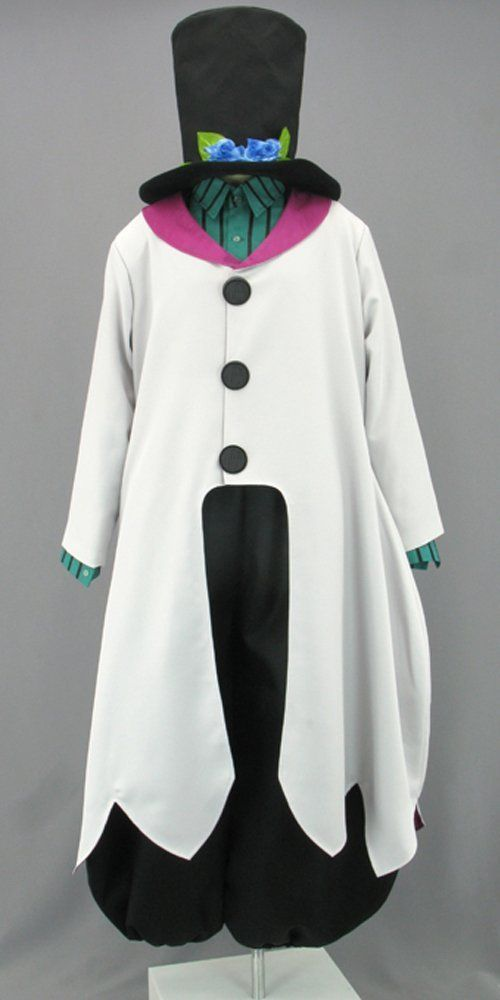 Onecos D.Gray-man The Eanl of Millennium Cosplay Costume ** Visit the image link more details.