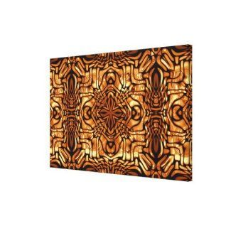 Orange Wall Decorations Are Playful Fun And Bold Great For Making Huge Pops Of Color Even Texture Especially Abstract Patterned Art Like