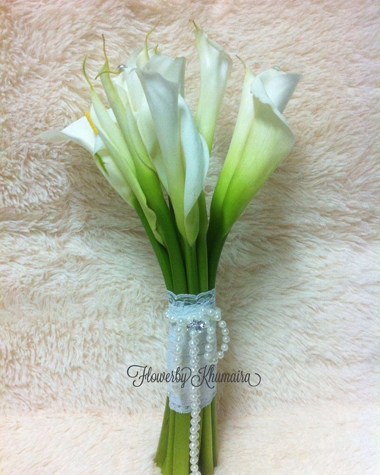 Hand bouquet Fresh flower for booking WHATSAPP 0193078622 Tmn melati ...