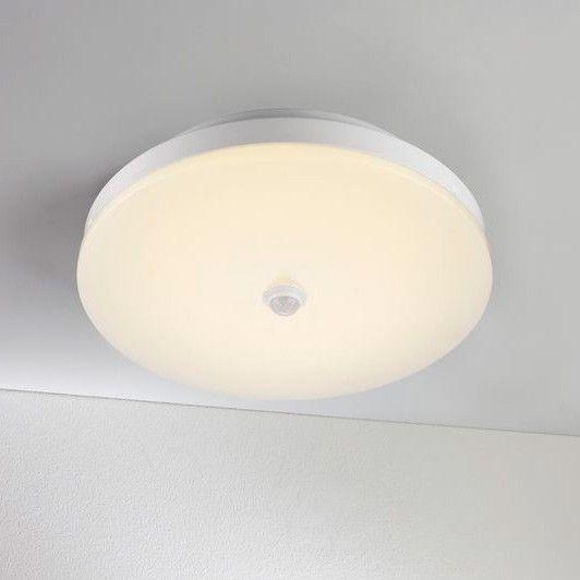 Scala 28.5 LED Ceiling Light w/Sensor - White