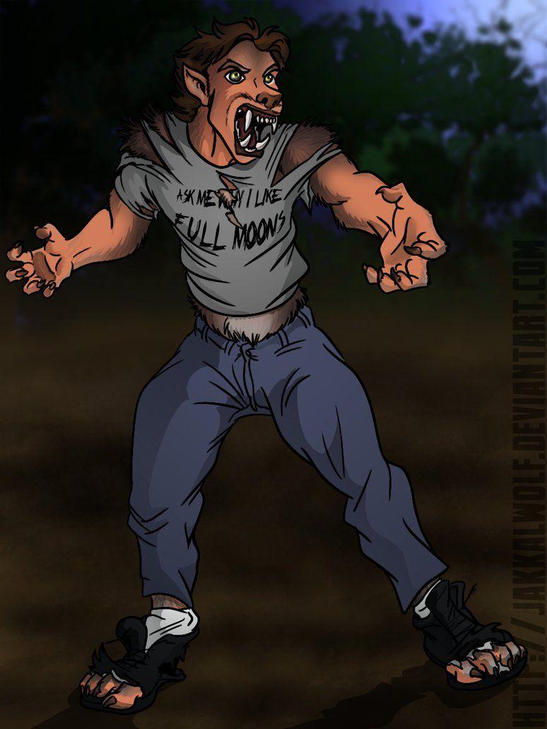 Bolt Werewolf TF Comic [Pg. 2] by Kemonoko on DeviantArt