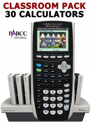 YELLOW Texas Instruments TI-84 Plus C Silver Edition Calculator w// Color Screen