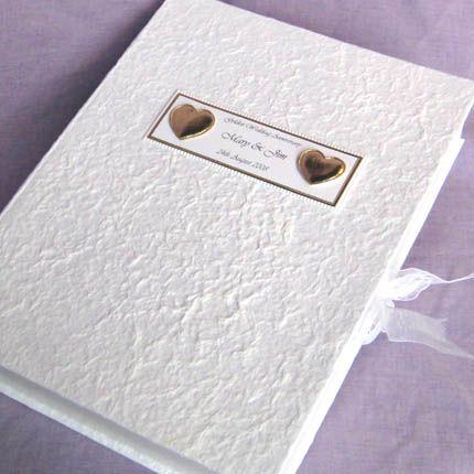 Golden Wedding Anniversary Keepsake Box Padded Hearts Wedding Anniversary Keepsake Golden Wedding Anniversary Gifts Wedding Keepsake Boxes